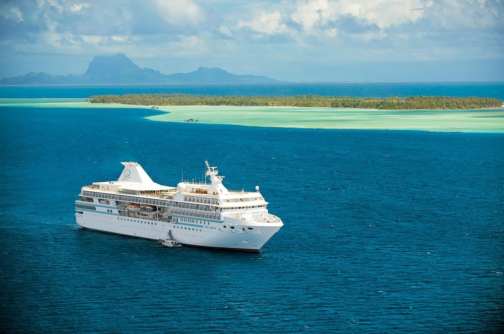 Paul Gauguin Cruises The winner of Travel + Leisure's 2016 World Best Awards, Paul Gauguin Cruises is the leader in luxury small ship cruising and known for their exceptional customer service. Through me, enjoy access to exclusive offers, VIP treatment & value added amenities! CLICK HERE TO BROWSE UPCOMING SAILINGS FOR PAUL GAUGUIN CRUISES.