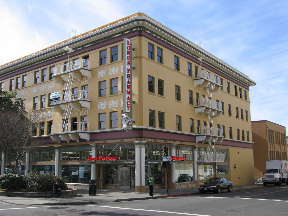 The Corder Building, 2300 Shattuck Avenue
