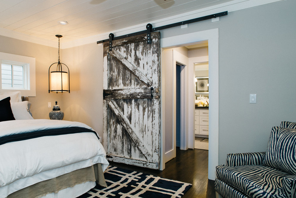 Original Paint Barn Door