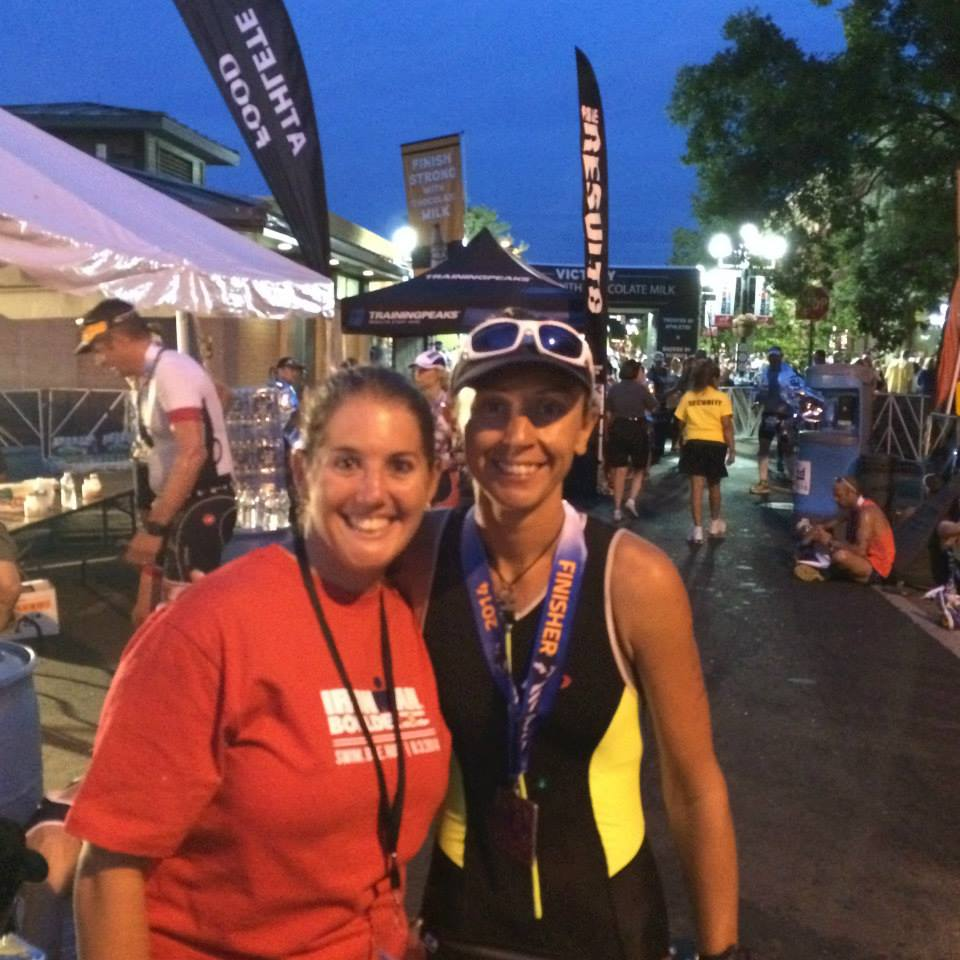 triathlon coach Nicolette Clark, of Team CWW