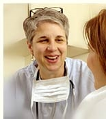 Cathy Lyons, Surgical Manager
