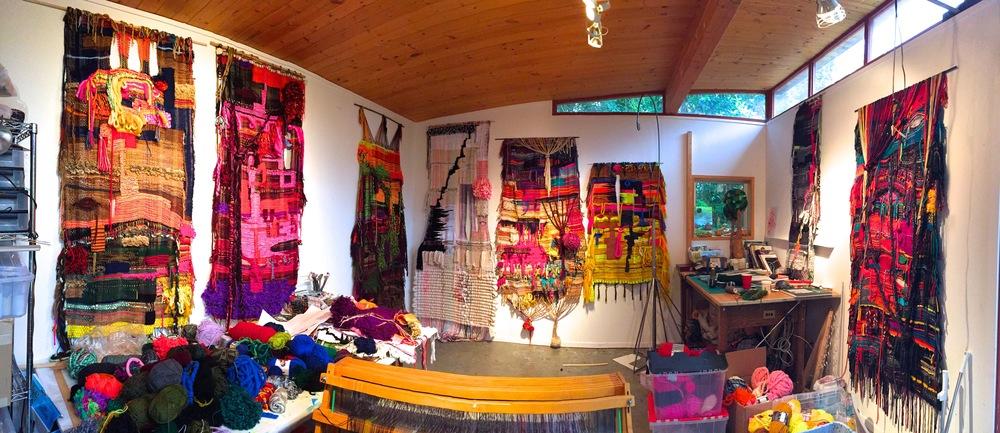 My studio. 2016
