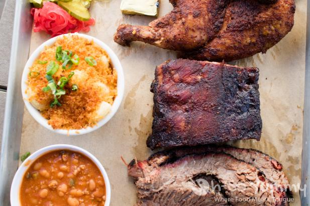 The Coaster Saloon - New Menu with amazing BBQ options. A Mission Beach favorite!