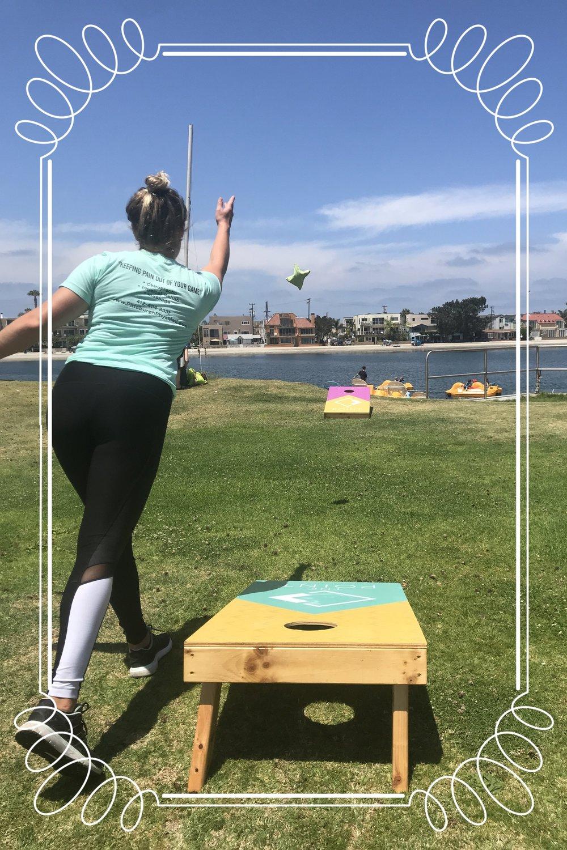 Lawn Games in San Diego
