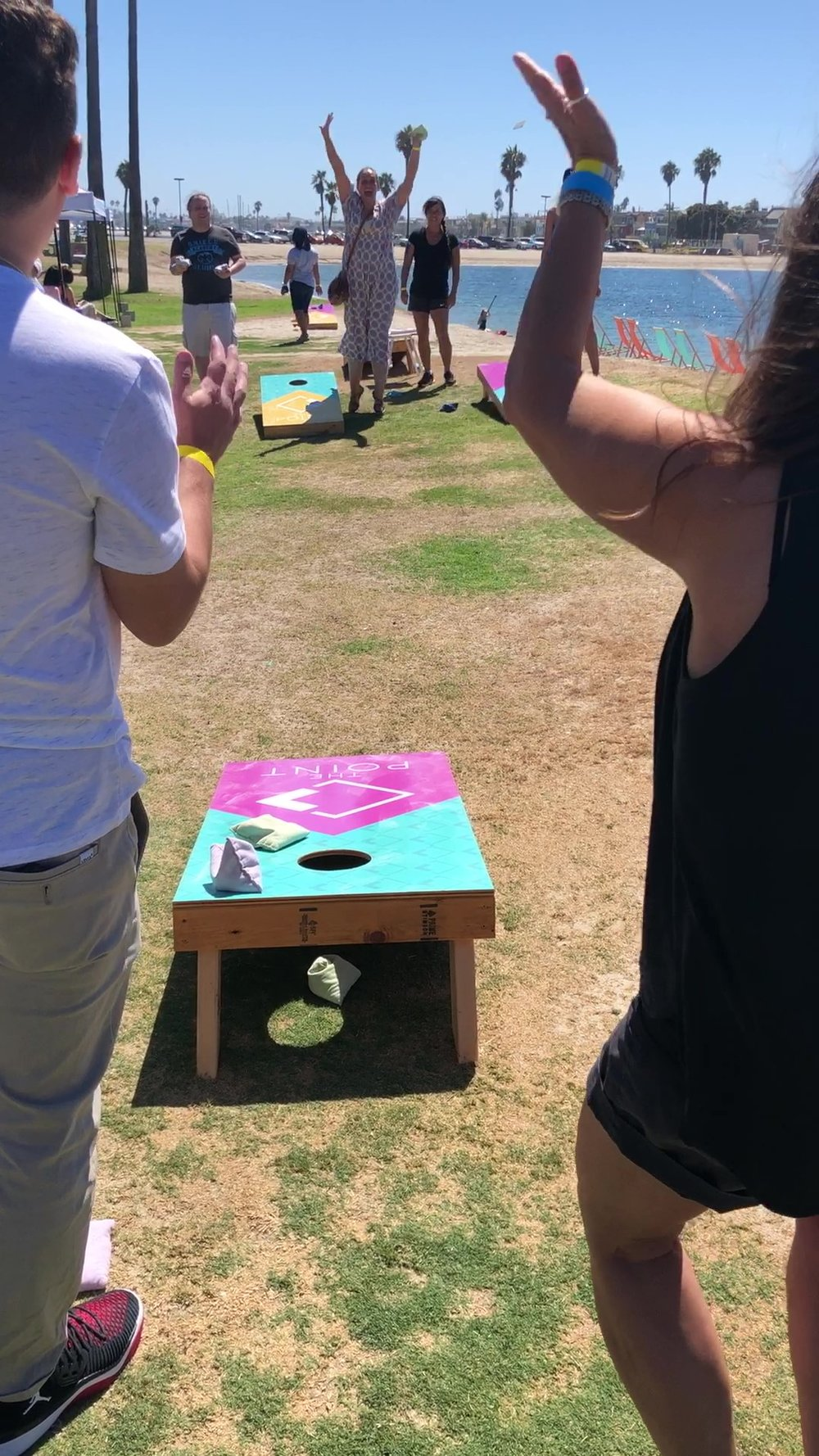 Cornhole Celebration