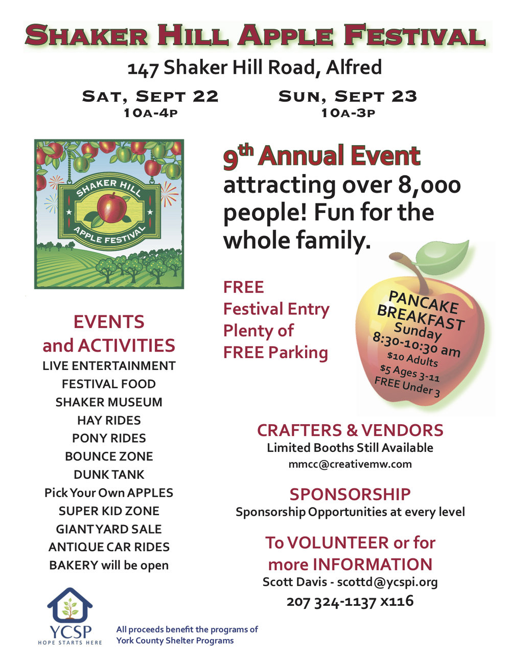 9th Apple Fest