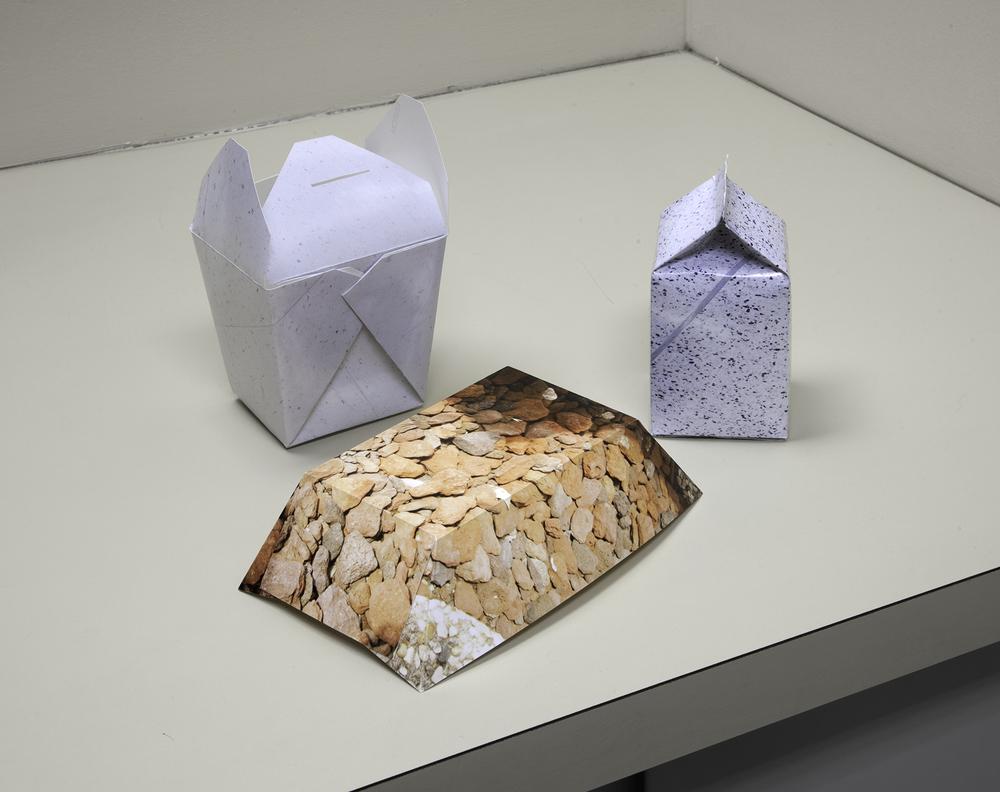 Inkjet Sculptures: Consumables A through C