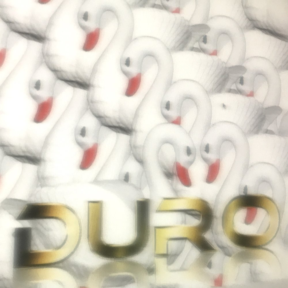 Promotional Image for DURO23, 2017;  role: installations and graphics,  alongside Galia Basail