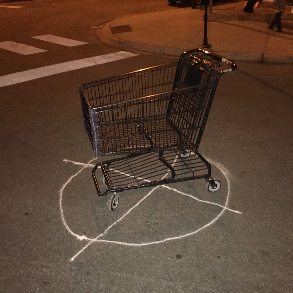 refined sugar, shopping cart; 2018