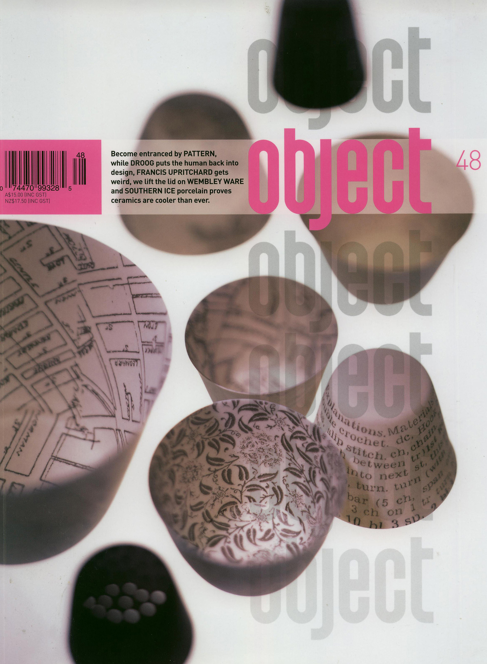 Object Magazine Issue 48 2005