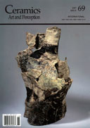 READ: Ceramics Art and Perception Volume 69