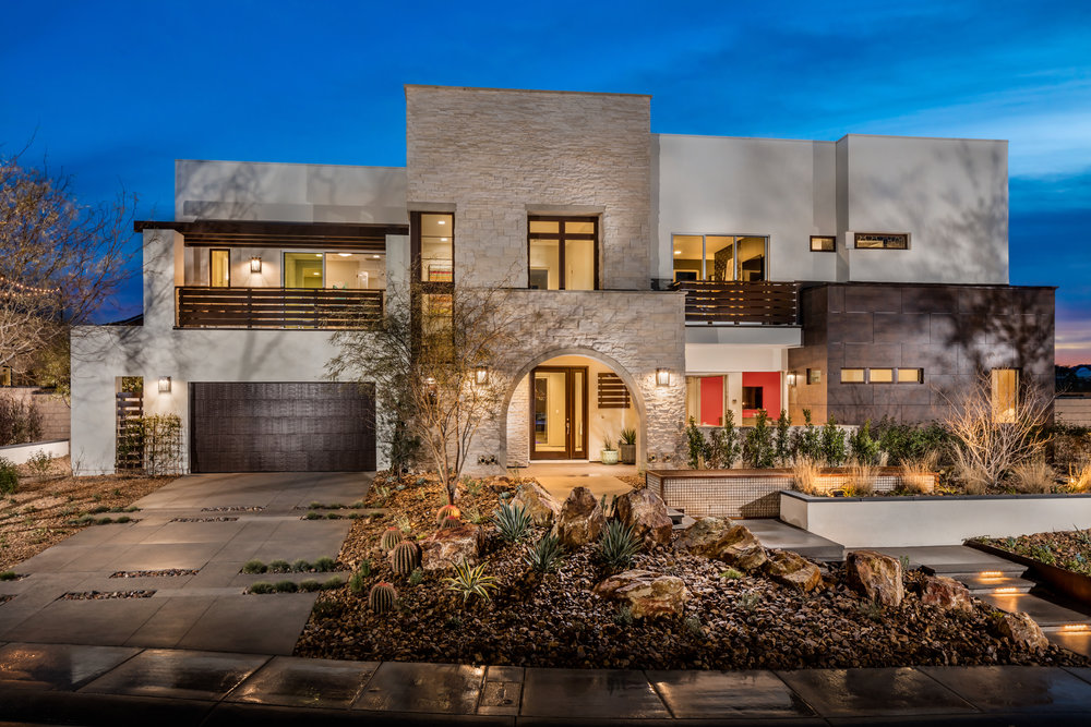 Contemporary for Pardee Homes Las Vegas