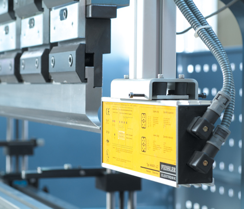 Safety Systems for CE Countries  PBF can be fully comply with European CE regulations.  System respects to the latest CE regulations by its laser protection, guards and hydraulics and electronics safety protects operators and the machine itself.