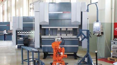 DURAM Robotised Press Brakes
