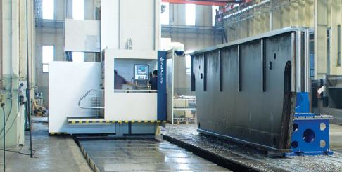 AD-S 801000 Top Beam Machining