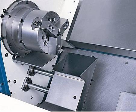 Part catcher        Sliding type - Max part diameter 52mm, Max part length 110mm