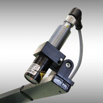 Laser lighting cutting line