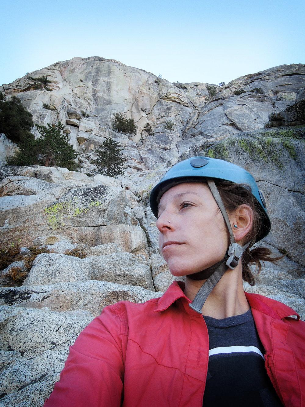 Climbing Idyllwild
