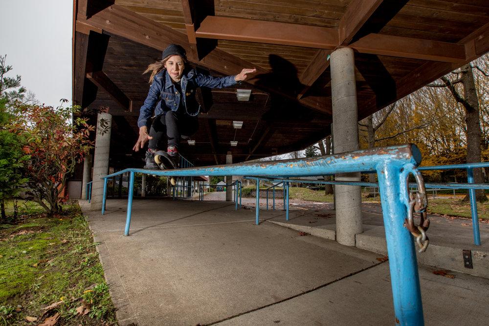 Megan Petersen  Portland Oregon  Photo by Brad Oz