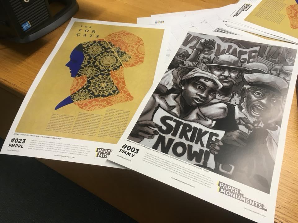 Free Poster Display