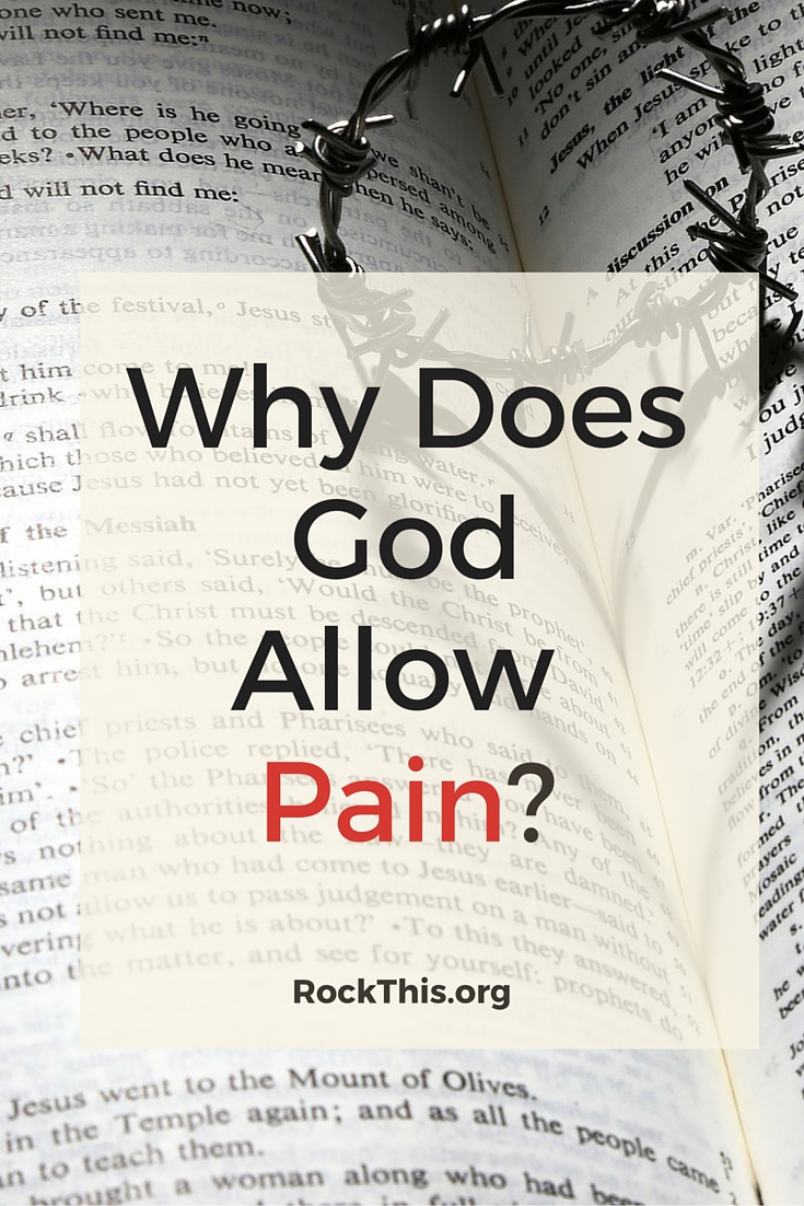 Why does God allow bad things to happen to good people? Here's one mother's discovery that there can be joy in the midst of pain.