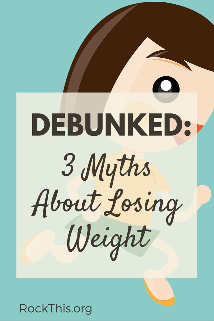 Tired of the lies you hear every day about losing weight? Check out these 3 myths with simple changes that lead to better health. Definitely worth a read.