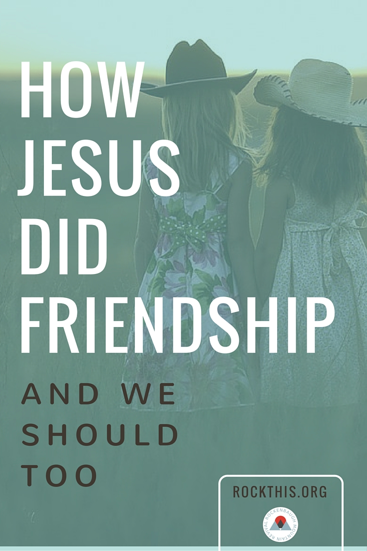 There's nothing better than good friends. But are we doing right? How do we know? Wonderful read on how Jesus models friendship the right way.