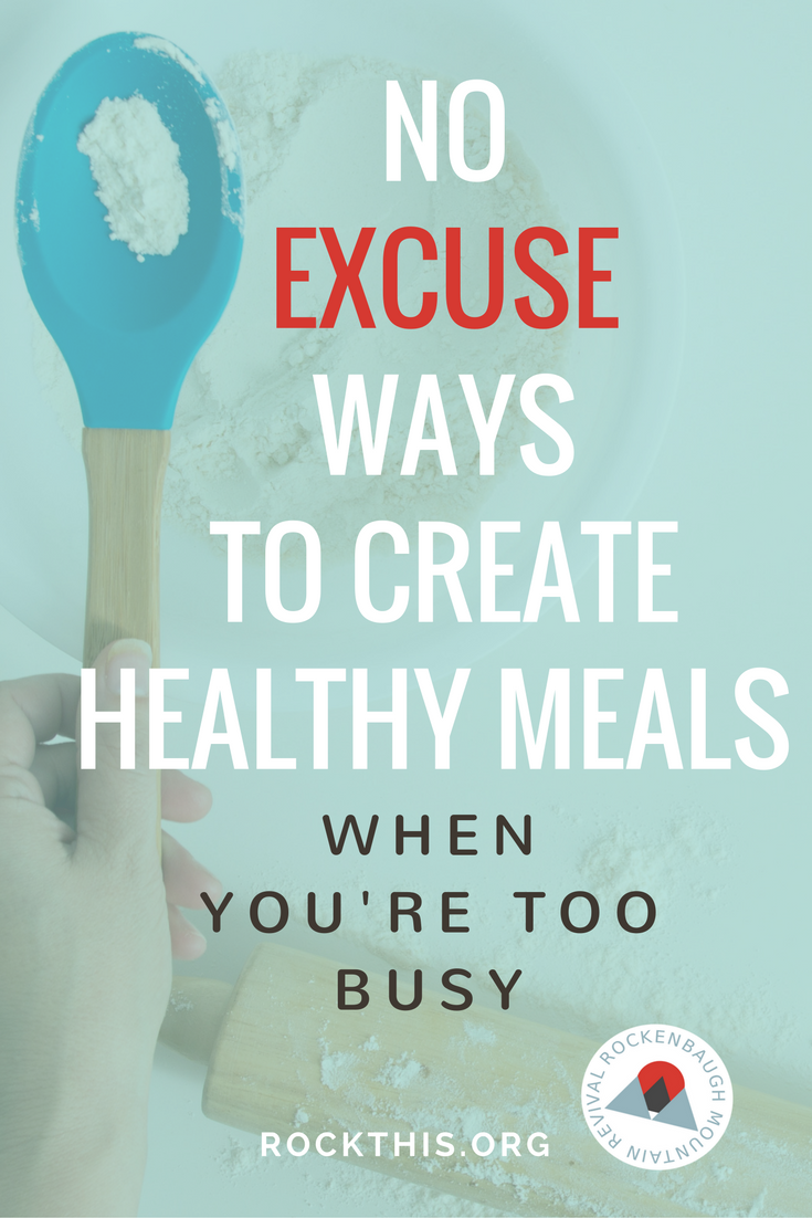 "Trying to meal plan can be such a hassle. Tired of hearing, ""What's for dinner?"" How do you find time to plan when you are THIS busy?!? Check out 3 healthy meal plan options that work in real life. A must read!"