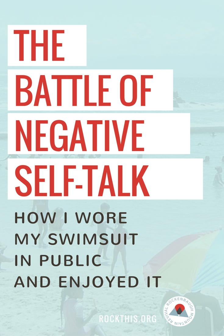 "Self Talk. Why do we say things to ourselves that we would never in a million years say to someone else? Look at one woman's solution to battling your inner critic. Who knew a ""game"" could be so helpful?"
