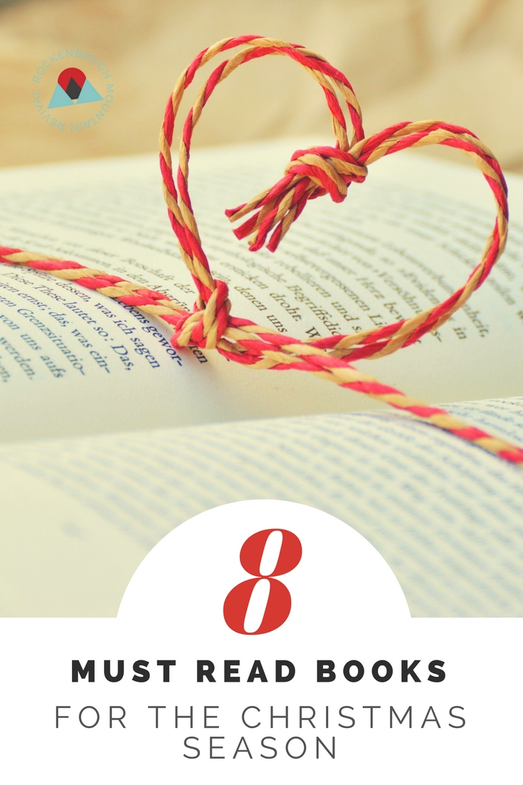 The Christmas season is upon us! There's no better time to focus on the real meaning of the season. Here's a list of 8 great books you and your family can enjoy this holiday season.