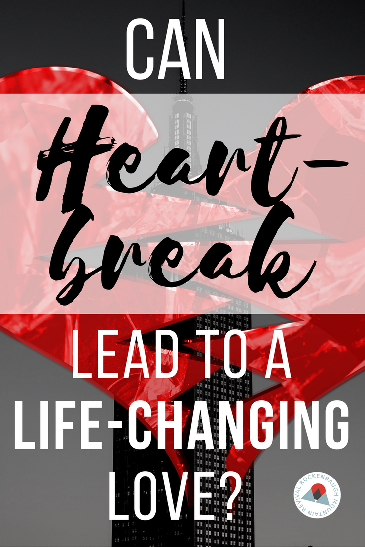 If you've been in one failed relationship after another, there's good news: heartbreak can lead to a life-changing love. That's right! There is love after divorce, after a dramatic break-up. Even better, there is promise of life and love abundantly. You just have to look in the right place.