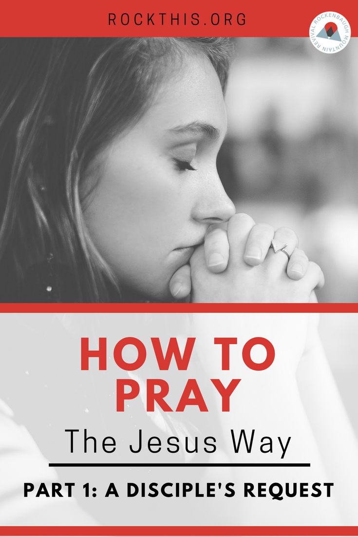 Learning to pray is a foundational discipline of the Christian faith.  In this blog post series on prayer, author Summer Lacy gives us insight into the practice of prayer using the model Jesus taught His own disciples--The Lord's Prayer.  This simple, unassuming prayer Jesus gave us lays the foundation for a fulfilling life of prayer.