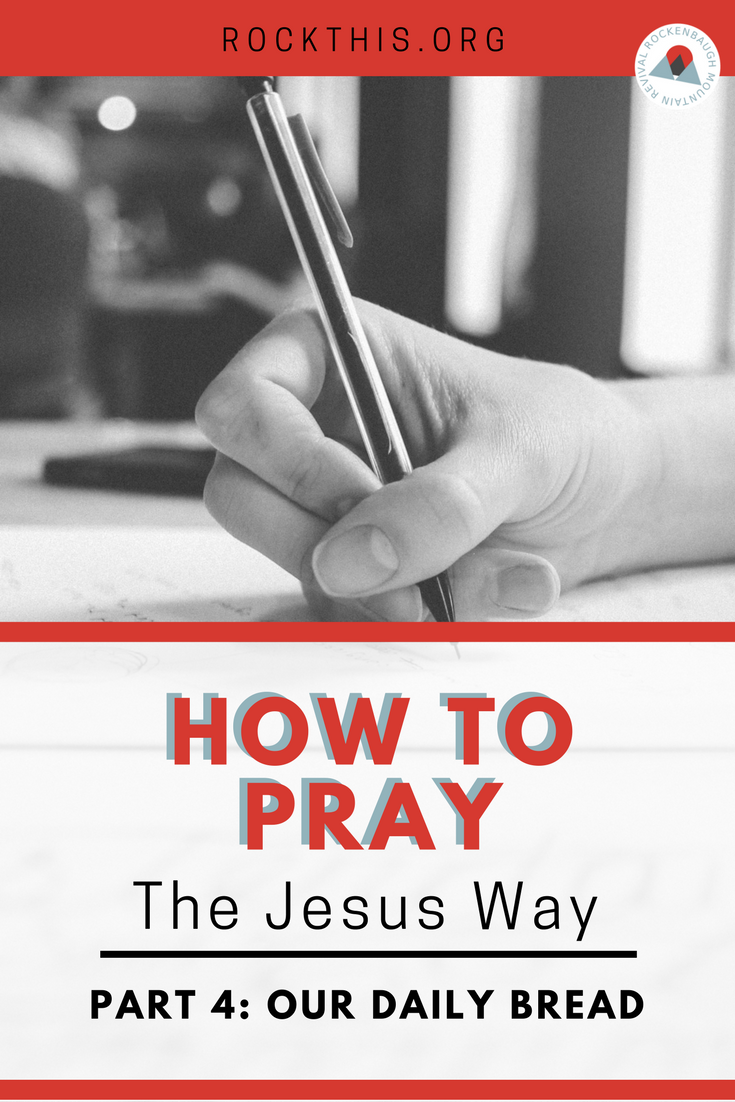 Learning to pray is a foundational discipline of the Christian faith.  In this blog post series on prayer, author Summer Lacy gives us insight into the practice of prayer using the model Jesus taught His own disciples - The Lord's Prayer.  This simple, unassuming prayer Jesus gave us lays the foundation for a fulfilling life of prayer.