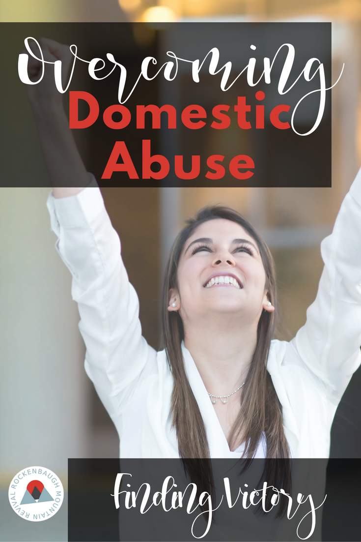 Domestic abuse is real and something we don't often talk about. Take heart though, there is life after abuse. You can know redemption and restoration. There is HOPE! Part 3 of this series walks you through getting your life back.