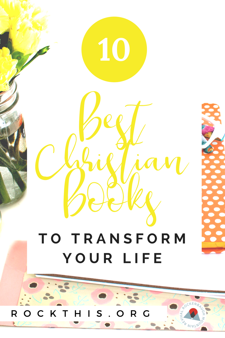 Looking to update your reading list? Looking for books that feed your mind as well as your soul? This is it! Check out this list of best Christian books.