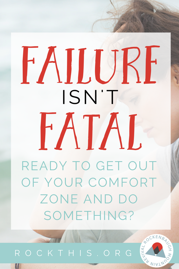 Have you ever wanted to do something but heart-gripping fear takes over? Are you tired of having regrets? This is a great post on overcoming those feelings and taking action!