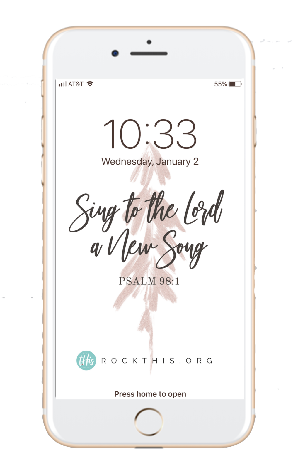 Lock Screens | Free Lock Screens | Sing the Lord a new song #rockthisrevival #scripture #lockscreen