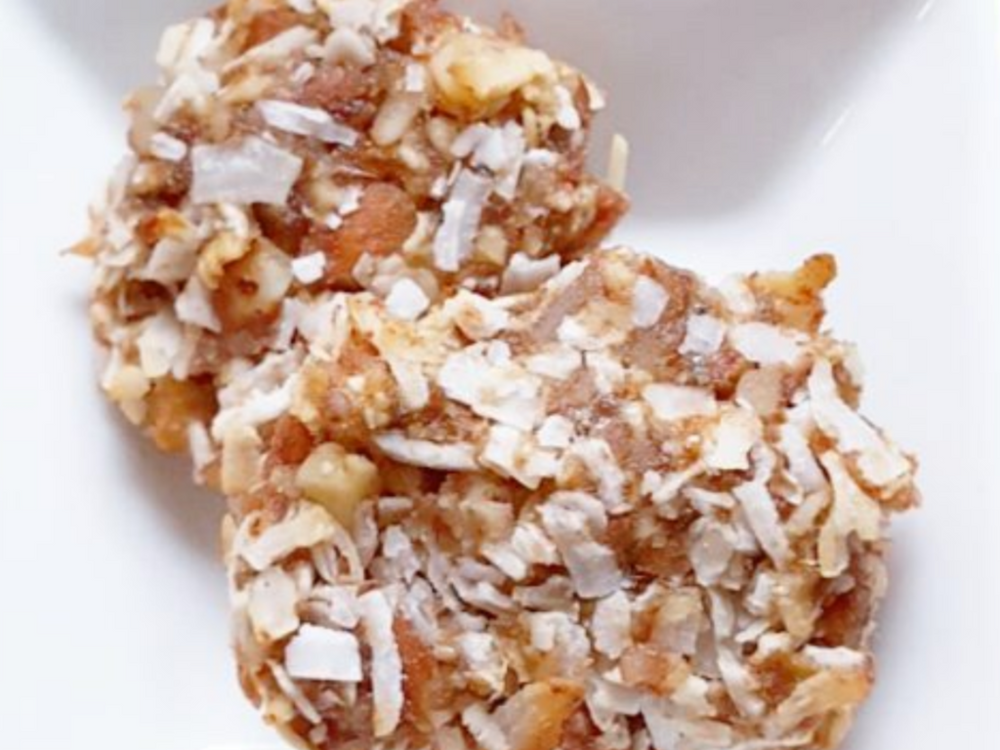 Coconut Blast Cookies