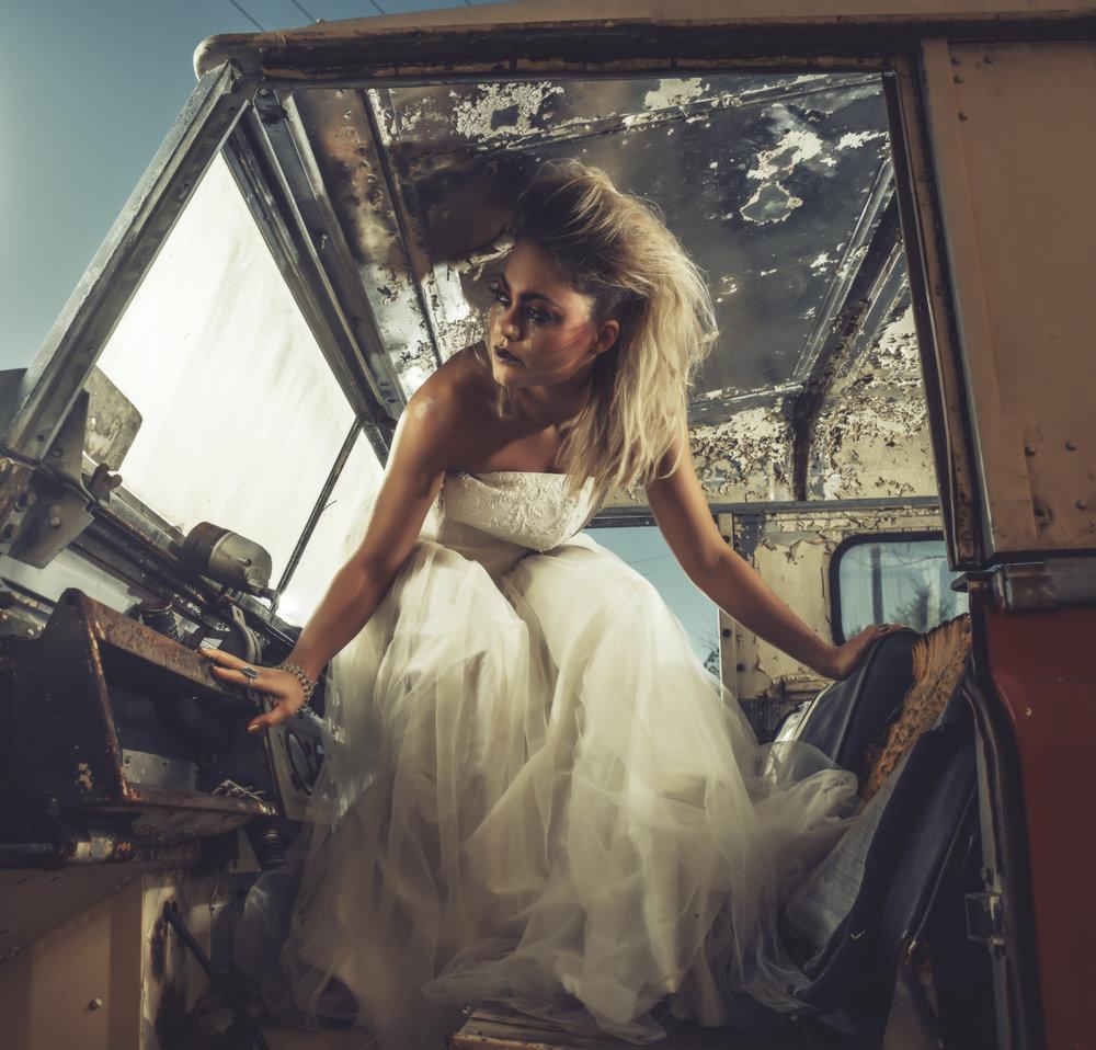 Bridal Decreptitude