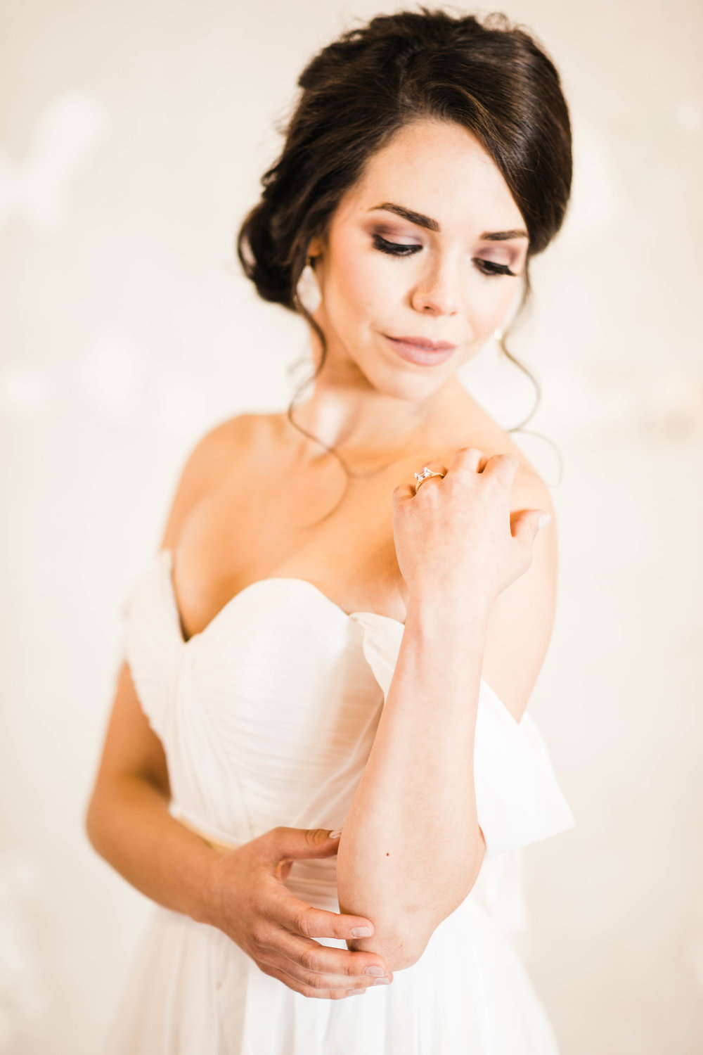 Wink Hair and Makeup Raleigh NC North Carolina Bridal Wedding Bride