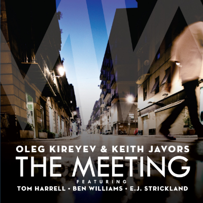 The Meeting- album cover