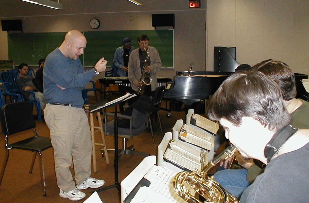 Javors Conducts with Chris Potter.JPG