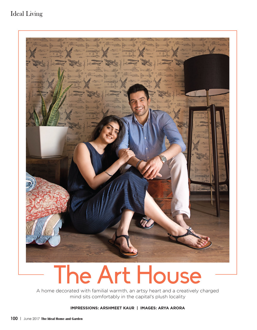 IDeal Homes - The Art House