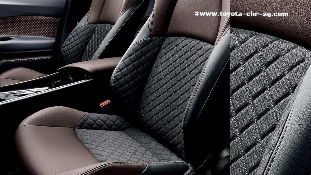 Toyota C-HR Seats (G)