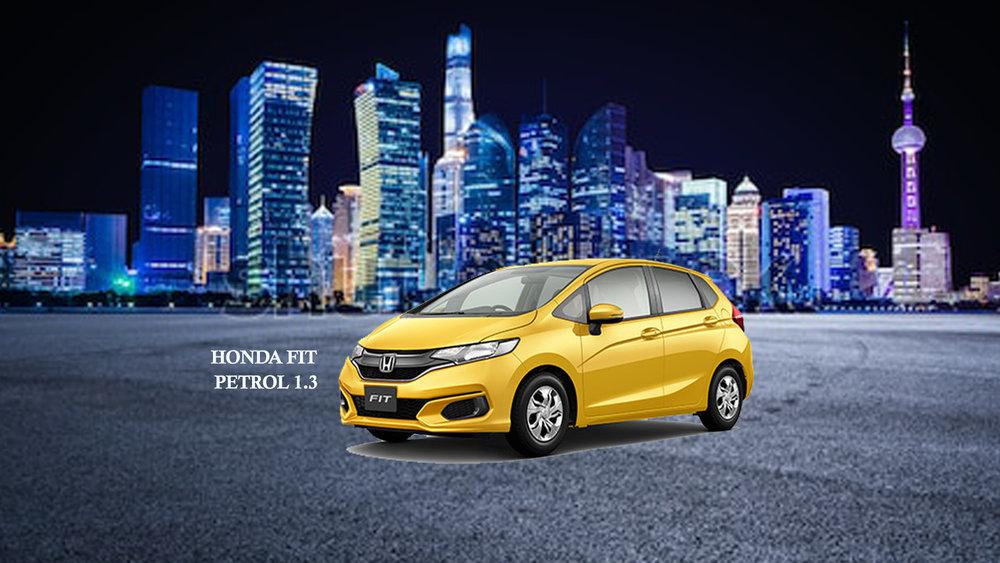 Honda Fit Petrol 1.3 GF