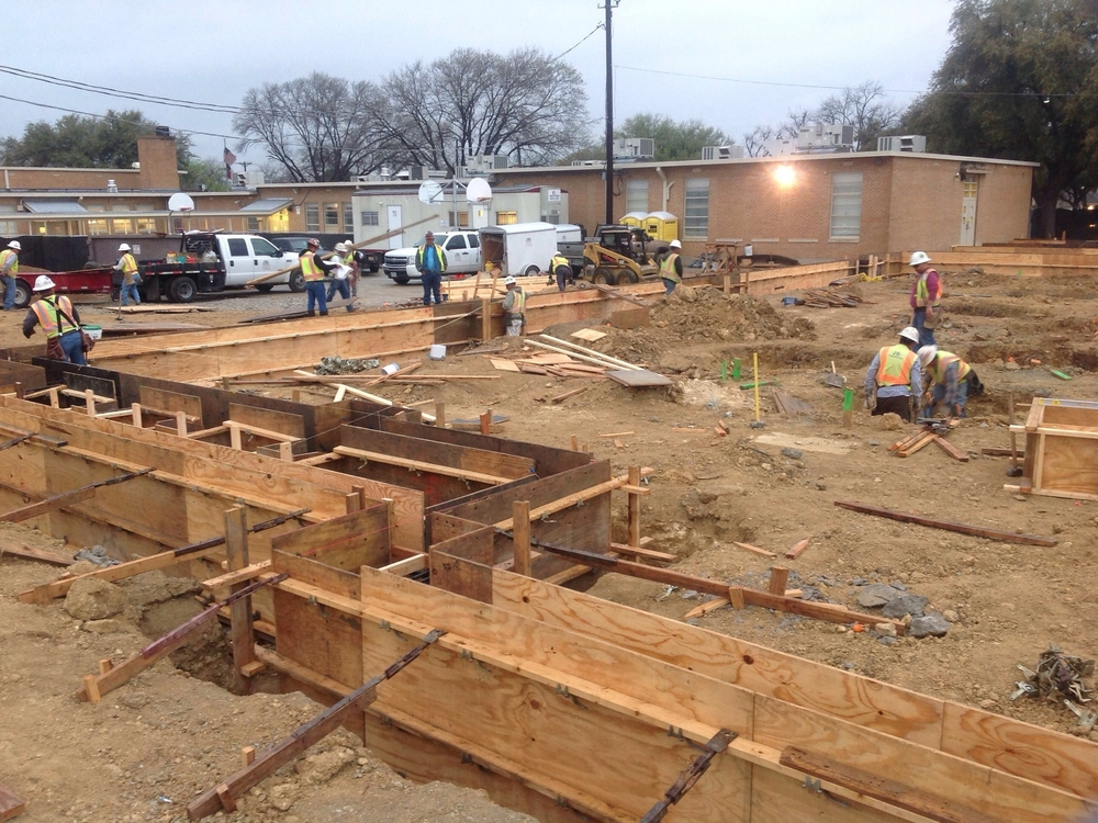 FWISD McLean 6th Grade Center Addition