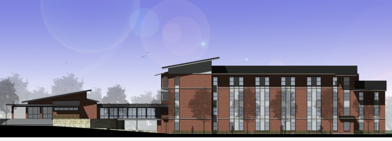TARRANT COUNTYJUVENILE DENTION CENTER PRE-CONSTRUCTION