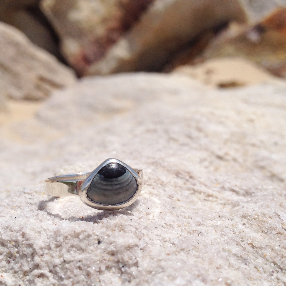 Byron Bay Shell Ring