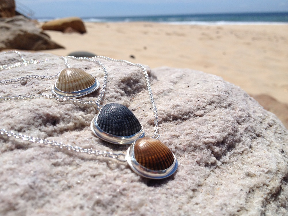 Byron Bay Shell Necklace Collection