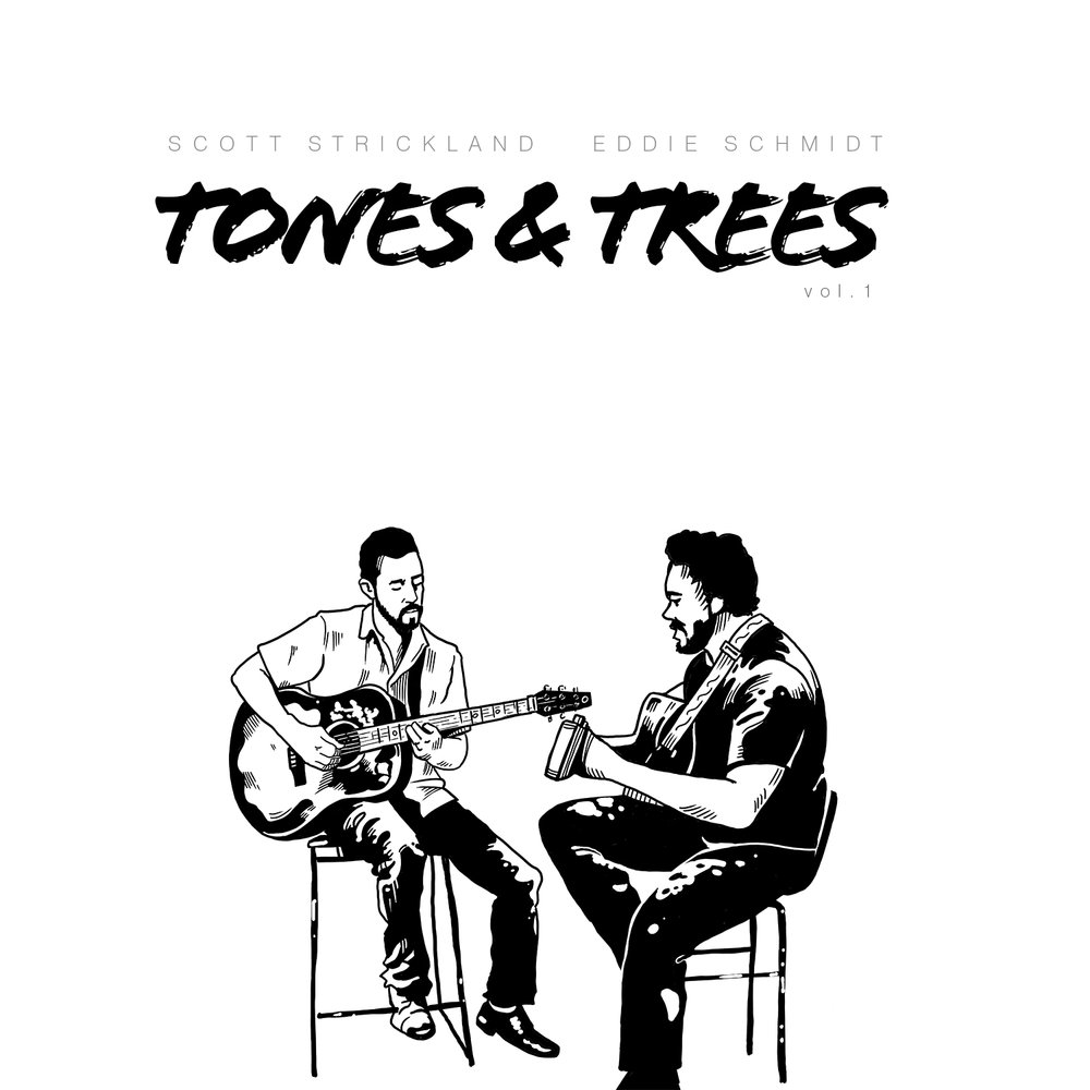 TONES AND TREES EP DUE OUT SPRING 2018 -